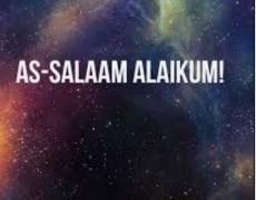 As salam alykum