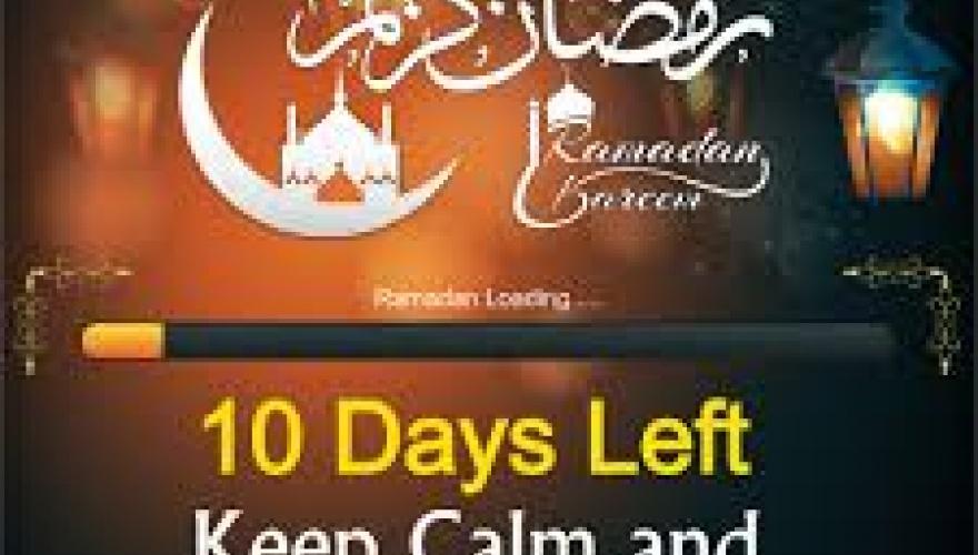 Preparation for Ramadan