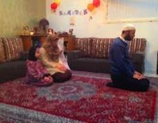 Pray at home